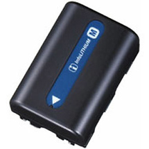 Sony NP-FM50 Rechargeable M Series Info-Lithium Battery for Select Sony Camcorders