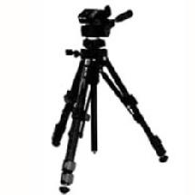 Slik U212 DX Deluxe Tripod with 3-Way Pan Head (Kit)