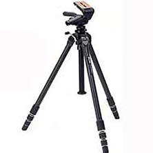 Professional 4 Tripod with Professional 3-Way Panhead Image 0