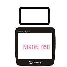 Professional Optic D50 Screen Protector Image 0