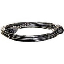 Black Line 20' Detachable Light Cable Image 0