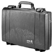 Pelican 1490 Attache/Computer Case with Foam for Laptop Computer up to 17