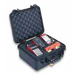 1400 Medium Watertight Hard Case - Silver Image 0