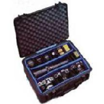 Pelican 1550 Watertight Hard Case with Padded Dividers (Black)