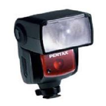 Pentax AF-360FGZ TTL Shoe Mount Flash with Case