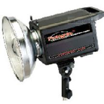 Photogenic PowerLight 1250C Monolight with UV Tube, 500ws