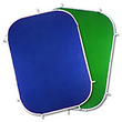 FlexDrop2 Chromakey Blue and Green 5' x 7' Collapsible Background