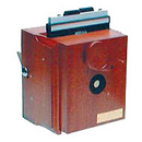 4x5 Handmade Natural Wood Pinhole Camera