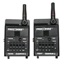 Quantum Instruments FW-89 FreeXWire Digital Set with FW9T Transmitter, FW8R Receiver, 434 Sync Cord, & Mounting Kit