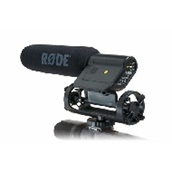VideoMic - Camera Mounted Shotgun Microphone with Integrated Shock Mount for Camcorders Image 0
