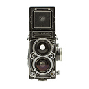 ROLLEIFLEX Medium Format Film Camera With 55MM f4 Lens