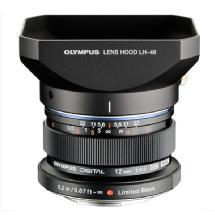 Olympus M.ZUIKO DIGITAL ED AF 12mm f2.0 Limited Edition (Black)