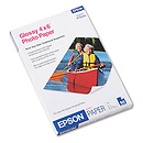 Epson | Photo Paper Glossy with micro perforated borders, 4