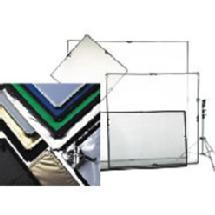 Westcott Reflective Fabric - Sunlight Silver Fabric, Small 42