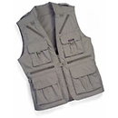 153 World Correspondents Vest - Large, Khaki