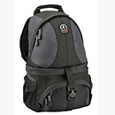 5546 Adventure 6 Photo Backpack, Gray and Black