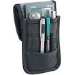 MX-S5366, Super PDA/Utility Pocket, Belt Style Pouch, Black
