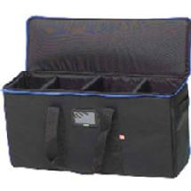 Tenba CC28 Car Case with 3 Moveable Dividers Black