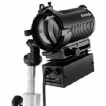 Dedolight Universal 150 Watt Spotlight with On-Board Transformer, 120V AC
