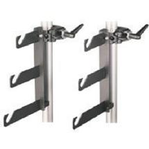 Manfrotto  Background Holder Hooks and Super Clamps for 3 Backgrounds - Set of 2