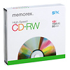 CD-RW 80 High Speed with Slimline Jewel Case (5 Pack)