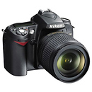 D90 Digital SLR Camera with 18-105mm VR Lens