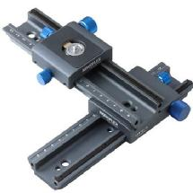 NovoFlex Cross Focusing Rack MC for the MiniConnect Quick Release Adapter
