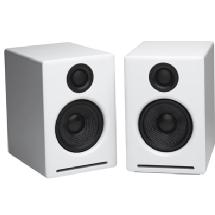 Audioengine A2 Premium Powered Desktop Speakers (White)