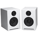 A2 Premium Powered Desktop Speakers (White)