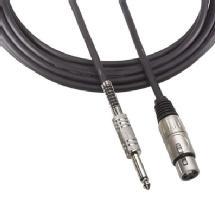 Audio-Technica XLRF - 1/4