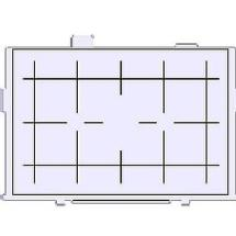 Canon Precision Matte Grid Lines Eg-D Interchangeable Focusing Screen