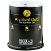 Archival Gold CD-R 100-Disc Spindle