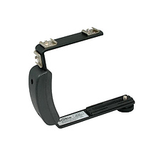 Flash Bracket with 3 Accessory Shoes Image 0