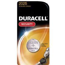 Duracell DL2025BPK Lithium General Purpose 3V Battery