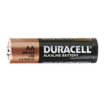 AA 1.5V Alkaline Coppertop Batteries (4 Pack)