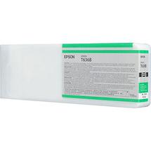 Epson T636B00 700ml Ultrachrome HDR Green Ink Cartridge
