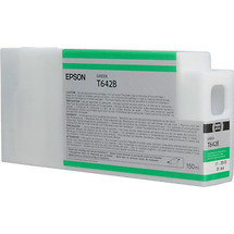 Epson T642B00 150ml Ultrachrome HDR Green Ink Cartridge