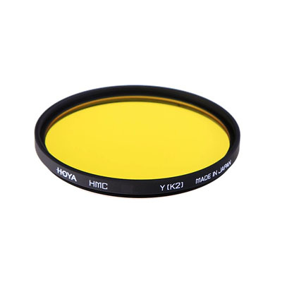 52mm K2 Yellow HMC Filter Image 0