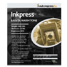 Inkpress Baryta Warm Paper 300gsm - 8 x 10