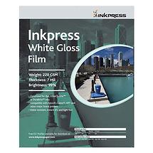 Inkpress White Gloss Film - 11 x 17