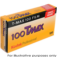 T-Max 100 120mm Black & White Negative Film - Single Roll Image 0