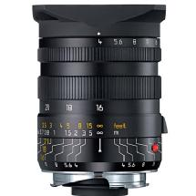 Leica 16-18-21mm f/4 Elmar-M-Aspherical Manual Focus Lens with Universal Wide-angle Viewfinder