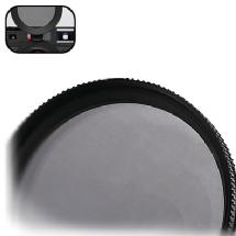 Leica E46 UV Infrared Filter (Black)
