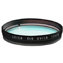 Leica 49mm UV Infrared Filter (Black)