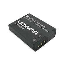 Lenmar DLNEL12 Rechargeable Lithium-Ion Battery - Replacement for Nikon EN-EL12 Battery