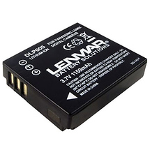 Lenmar DLP005 Rechargeable Lithium-Ion Battery - Replacement for Panasonic CGA-S005 Battery