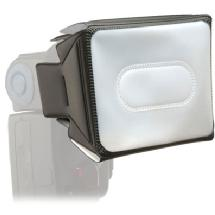 LumiQuest Mini Softbox for Shoe-Mount Flashes