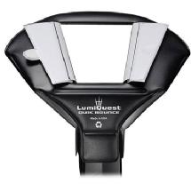 LumiQuest Quik Bounce for Shoe-Mount Flashes