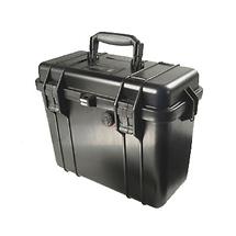Pelican 1430 Toploader Watertight Hard Case with Foam Insert (Black)