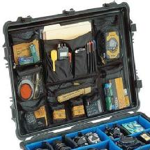 Pelican 1659 Photo Lid Organizer for 1650 Case